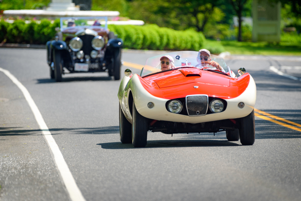 Greenwich Concours Grand Tour